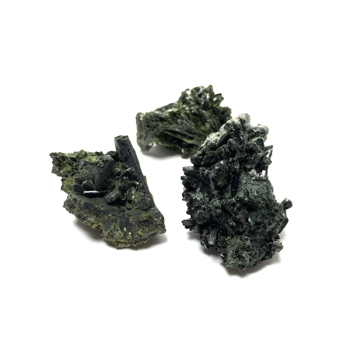 Epidote  Raw Cluster - House of Intuition