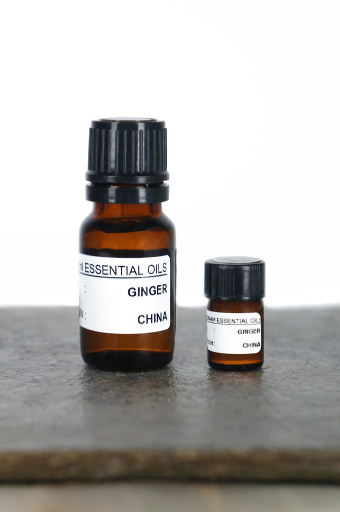 Ginger Essential Oil - House of Intuition