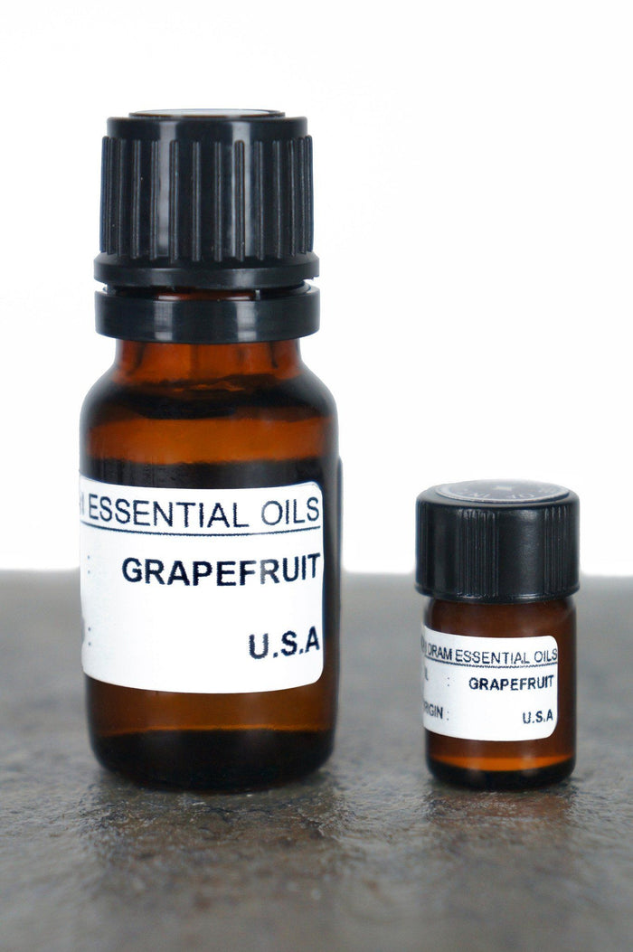 Grapefruit Essential Oil - House of Intuition