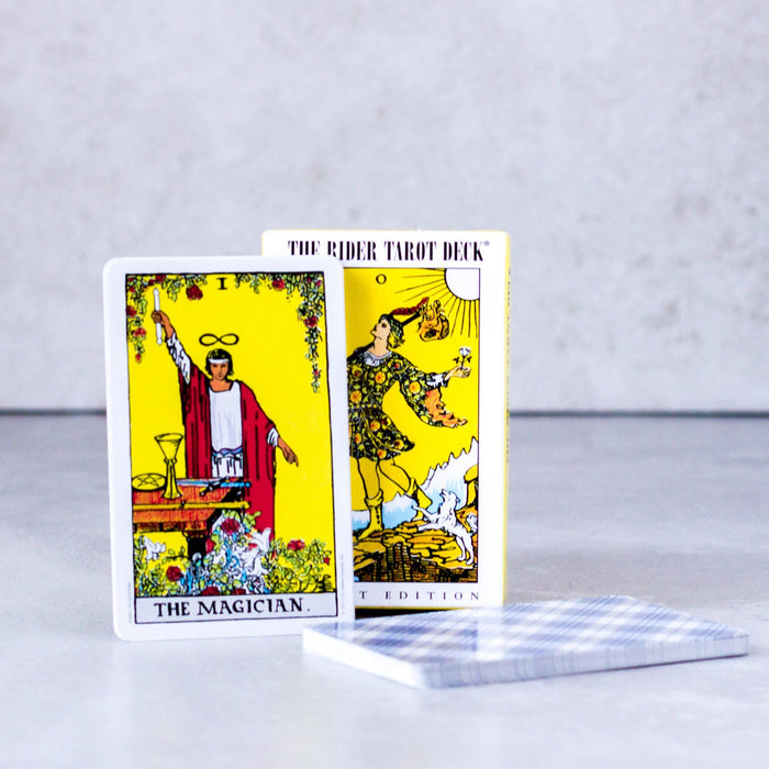 The Rider Tarot Deck Cards - Pocket Edition