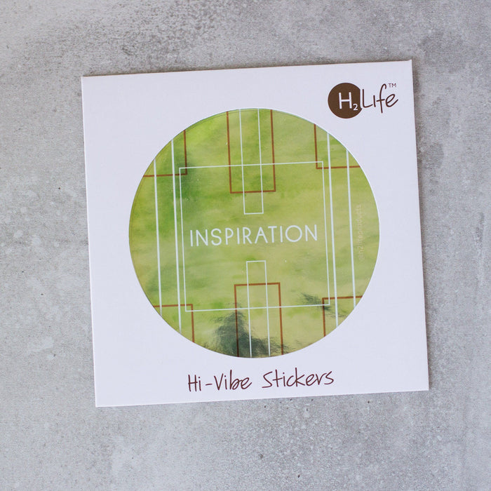 Inspiration Metallic Sticker - House of Intuition