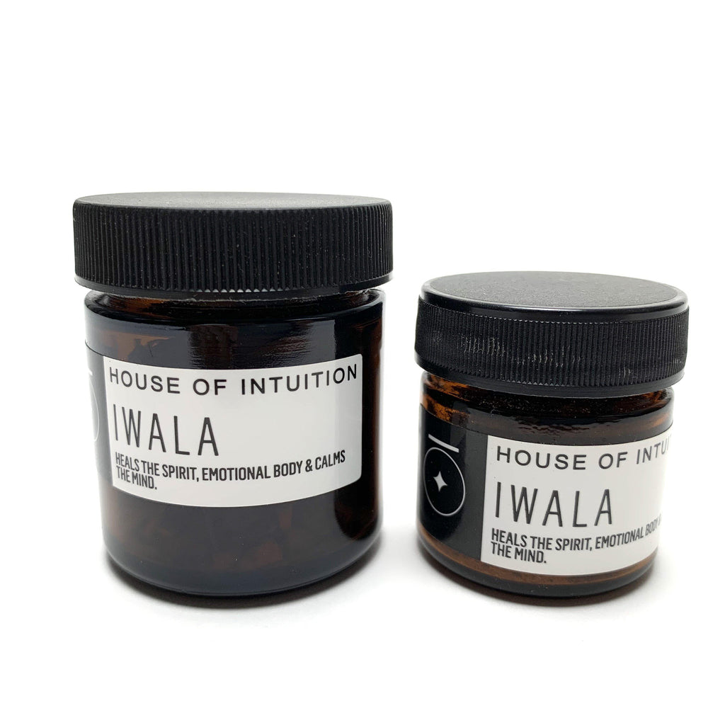 Iwala Incense Blend - House of Intuition
