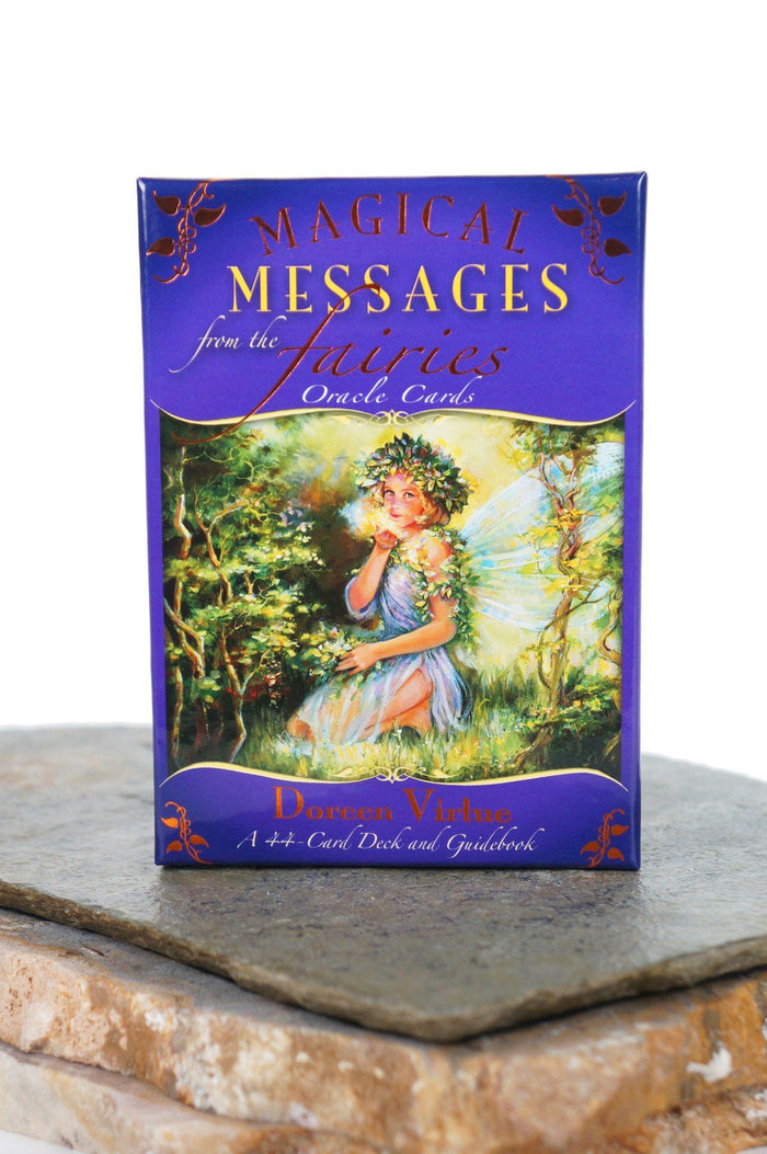 Magical Messages from the Fairies Oracle Cards - House of Intuition