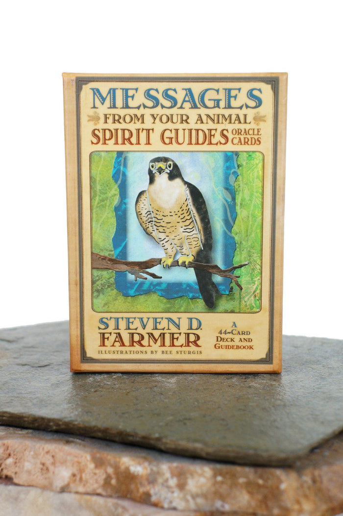 Messages from Your Animal Spirit Guides Oracle Cards Deck - House of Intuition
