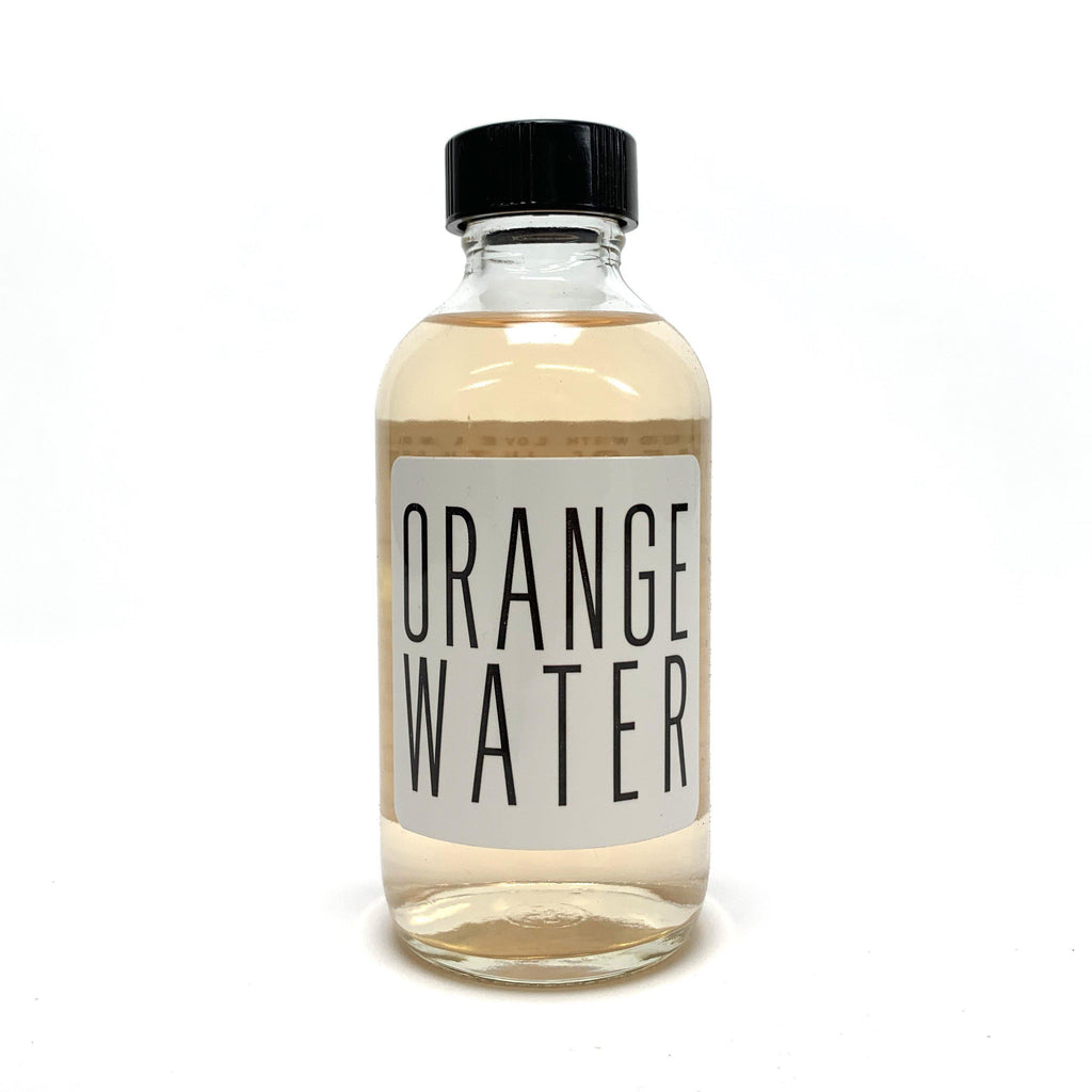 Orange Water - House of Intuition