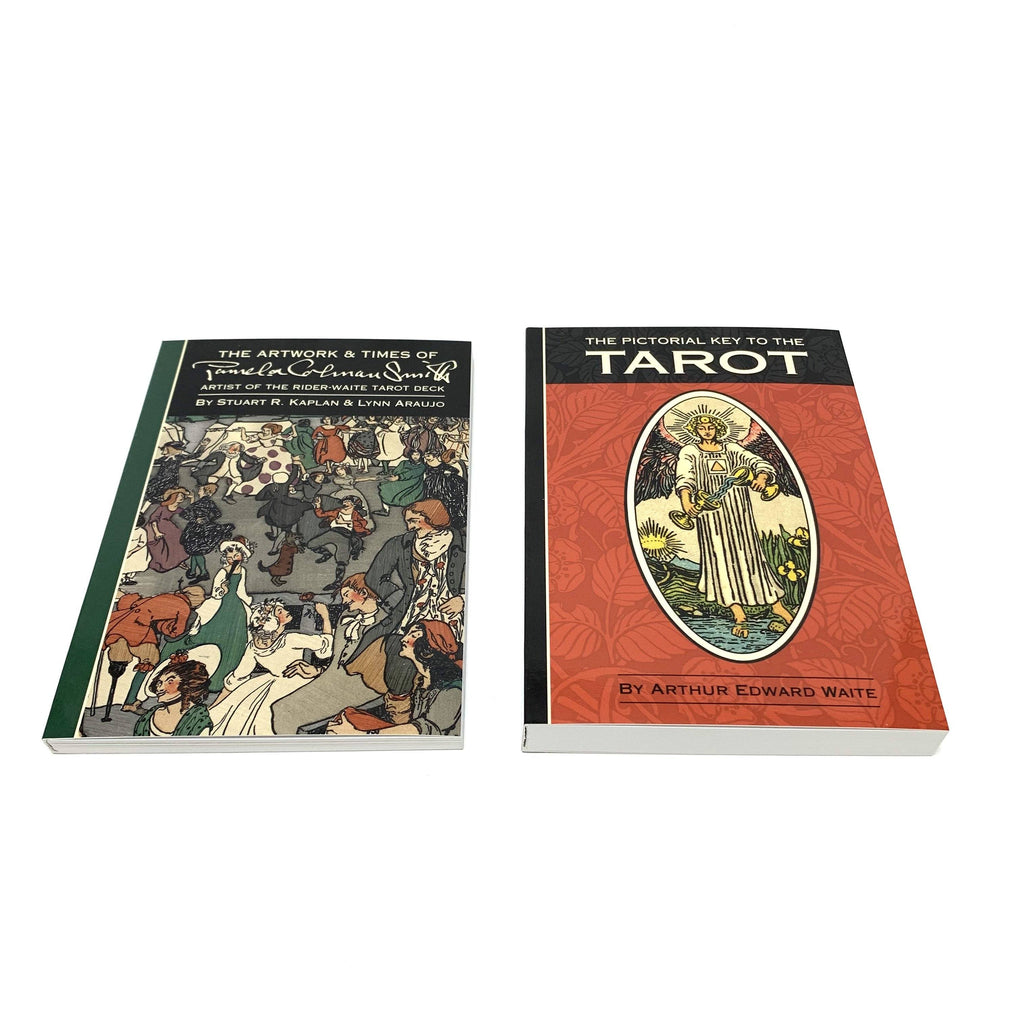 Pamela Colman Smith Commemorative Tarot Card and Book Set - House of Intuition
