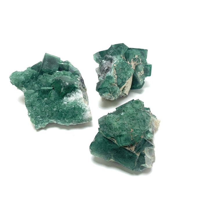 Fluorite Raw Cluster - House of Intuition