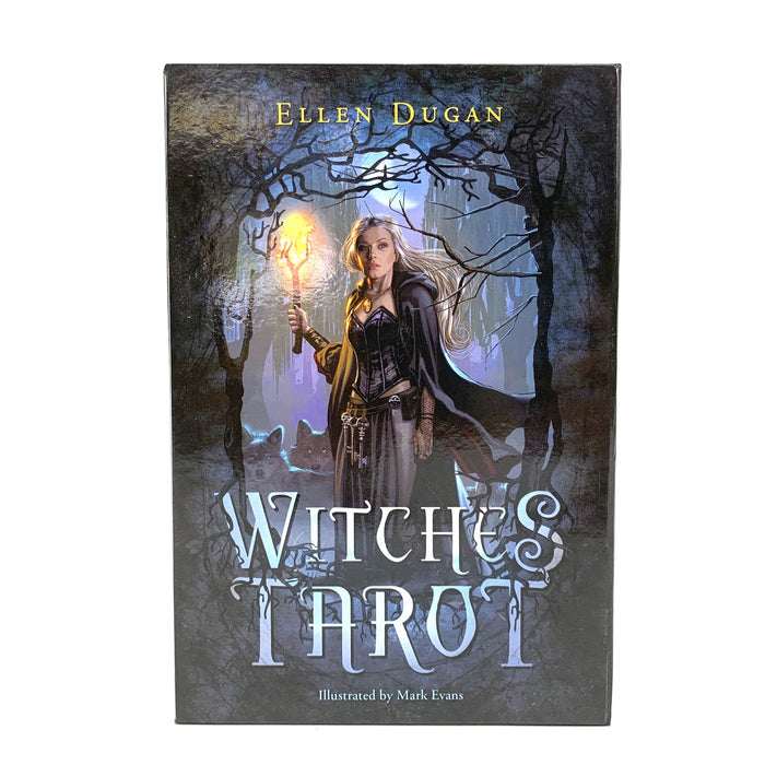Witches Tarot Deck Cards - House of Intuition