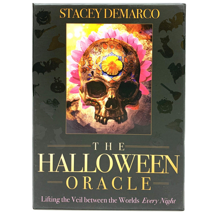 The Halloween Oracle: Lifting the Veil Between the Worlds Every Night - House of Intuition