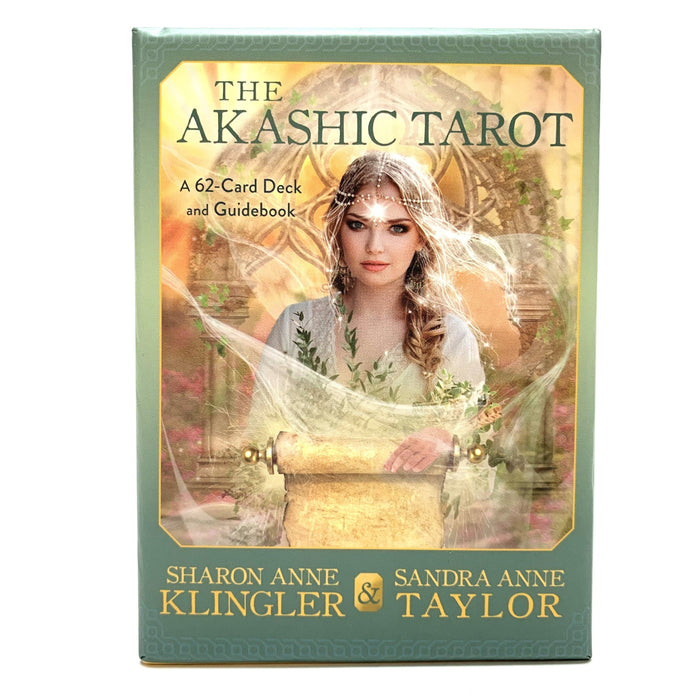 The Akashic Tarot - House of Intuition