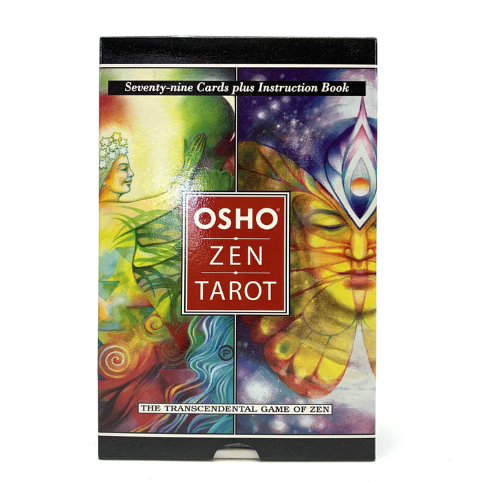 Osho Zen Tarot - House of Intuition
