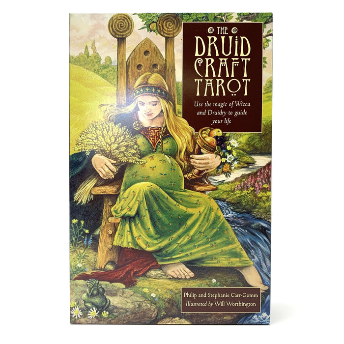 The Druid Craft Tarot - House of Intuition