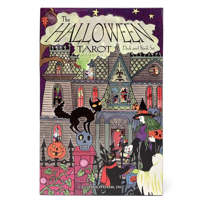 The Halloween Tarot - House of Intuition