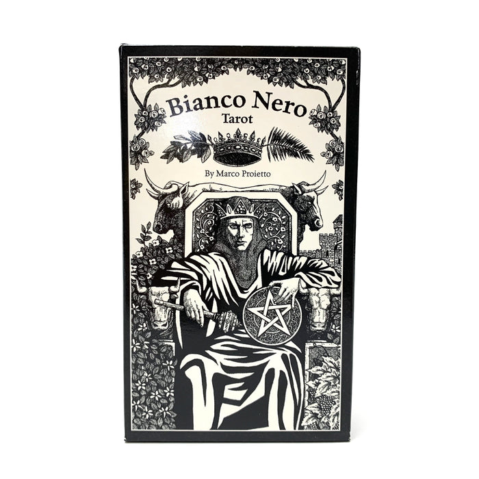 Bianco Nero Tarot - House of Intuition