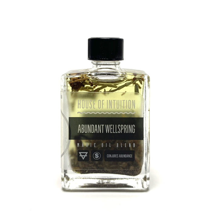 Abundant Wellspring Anointing Oil - House of Intuition