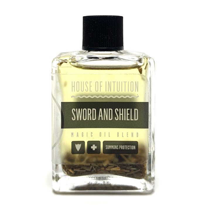 Sword and Shield Anointing Oil - House of Intuition