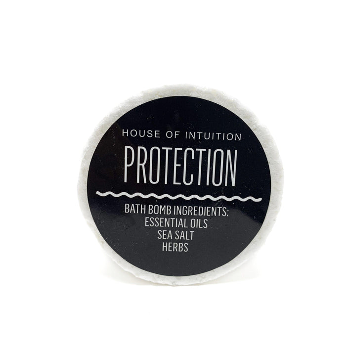 Protection Bath Bomb - House of Intuition