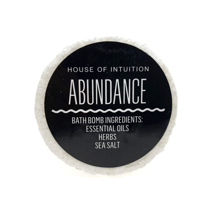 Abundance Bath Bomb - House of Intuition