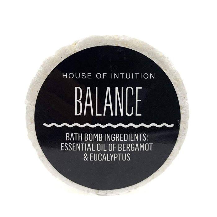 Balance Bath Bomb - House of Intuition