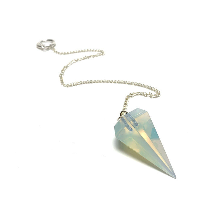 Opalite Pendulum - House of Intuition