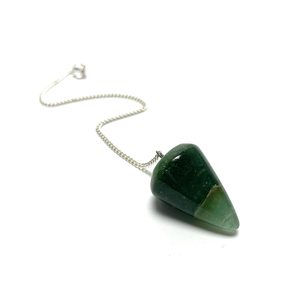 Aventurine Pendulum - House of Intuition