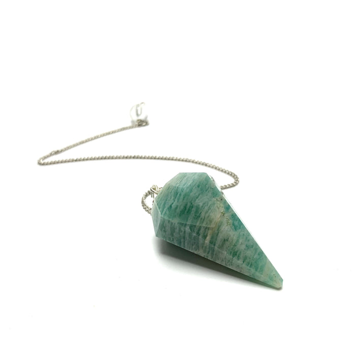 Amazonite Pendulum - House of Intuition