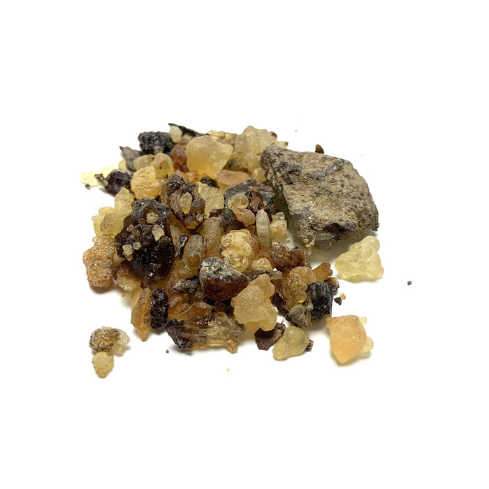 Peruvian Myrrh Resin Incense - House of Intuition