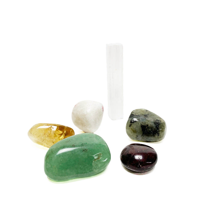 Prosperity Crystal Set - House of Intuition