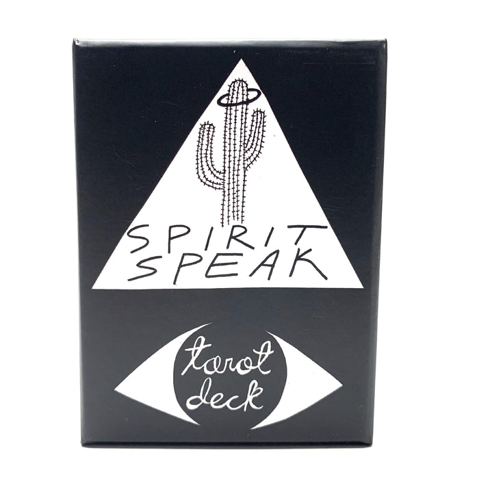 Spirit Speak Tarot Card Deck - House of Intuition
