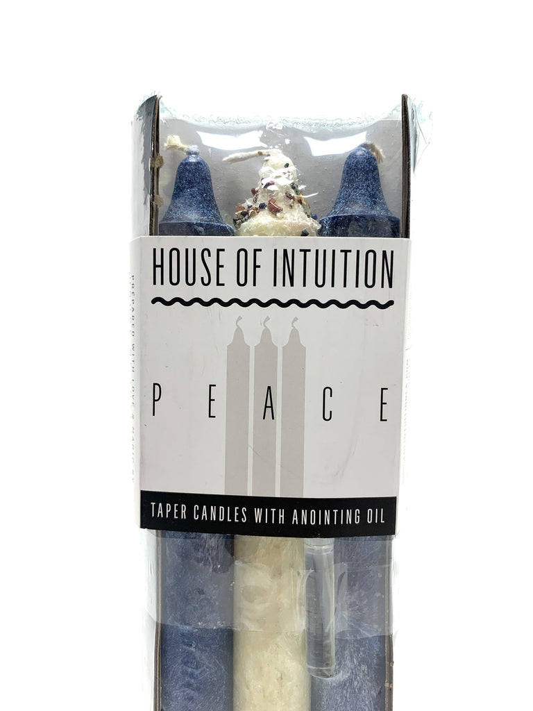 Taper Intention Candle Set - Peace