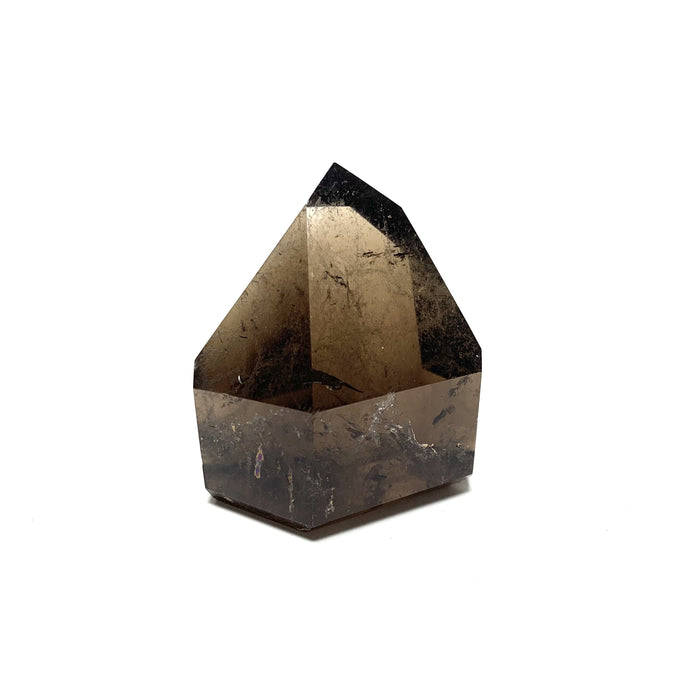 Smoky Quartz Tower Point - House of Intuition