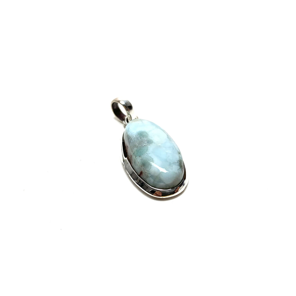 Larimar Crystal Pendant - House of Intuition