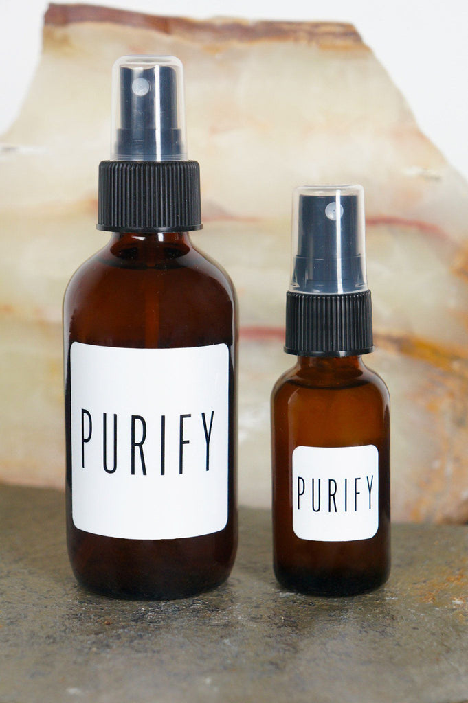 Purify Organic Spray - House of Intuition