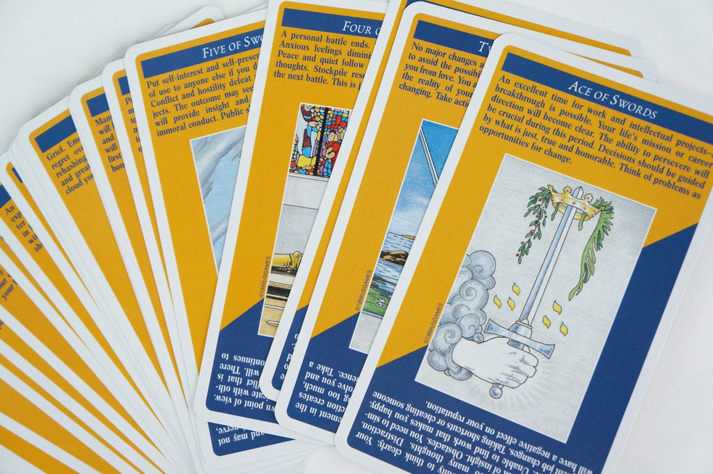 Quick and Easy Tarot Cards