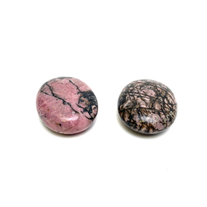 Rhodonite Pillow Stones