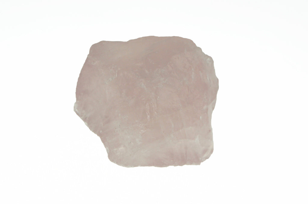 Rose Quartz Raw Chunks - House of Intuition
