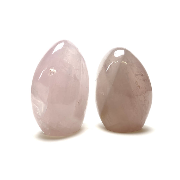 Rose Quartz Freeforms