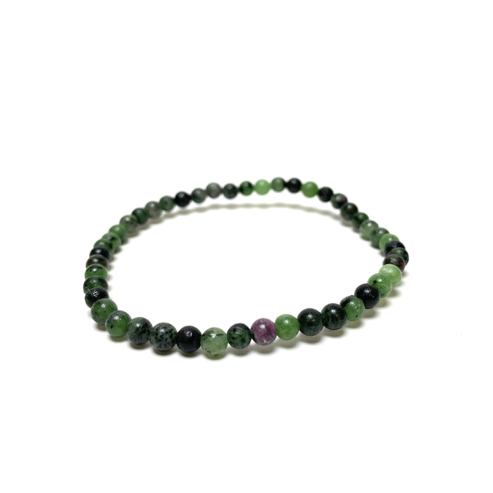 Ruby Zoisite Premiere Power Mini Bracelet