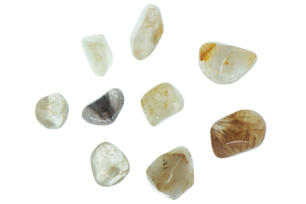 Rutilated Quartz - House of Intuition