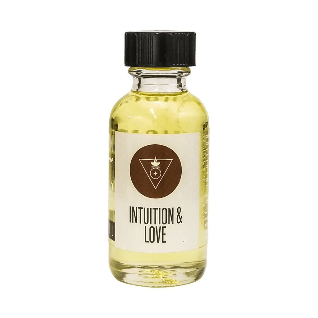 Fragrant Burning Oils - House of Intuition