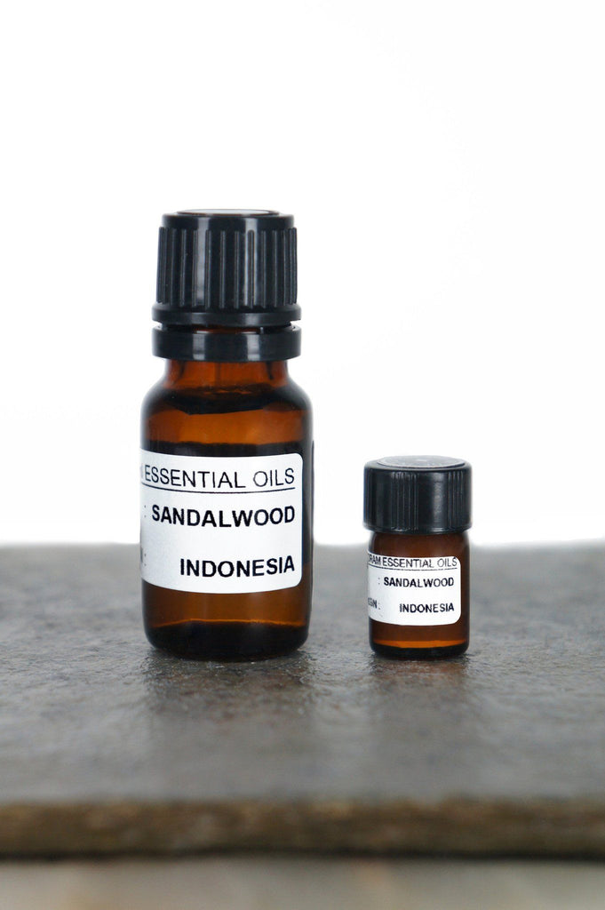 Sandalwood Essential Oil - House of Intuition