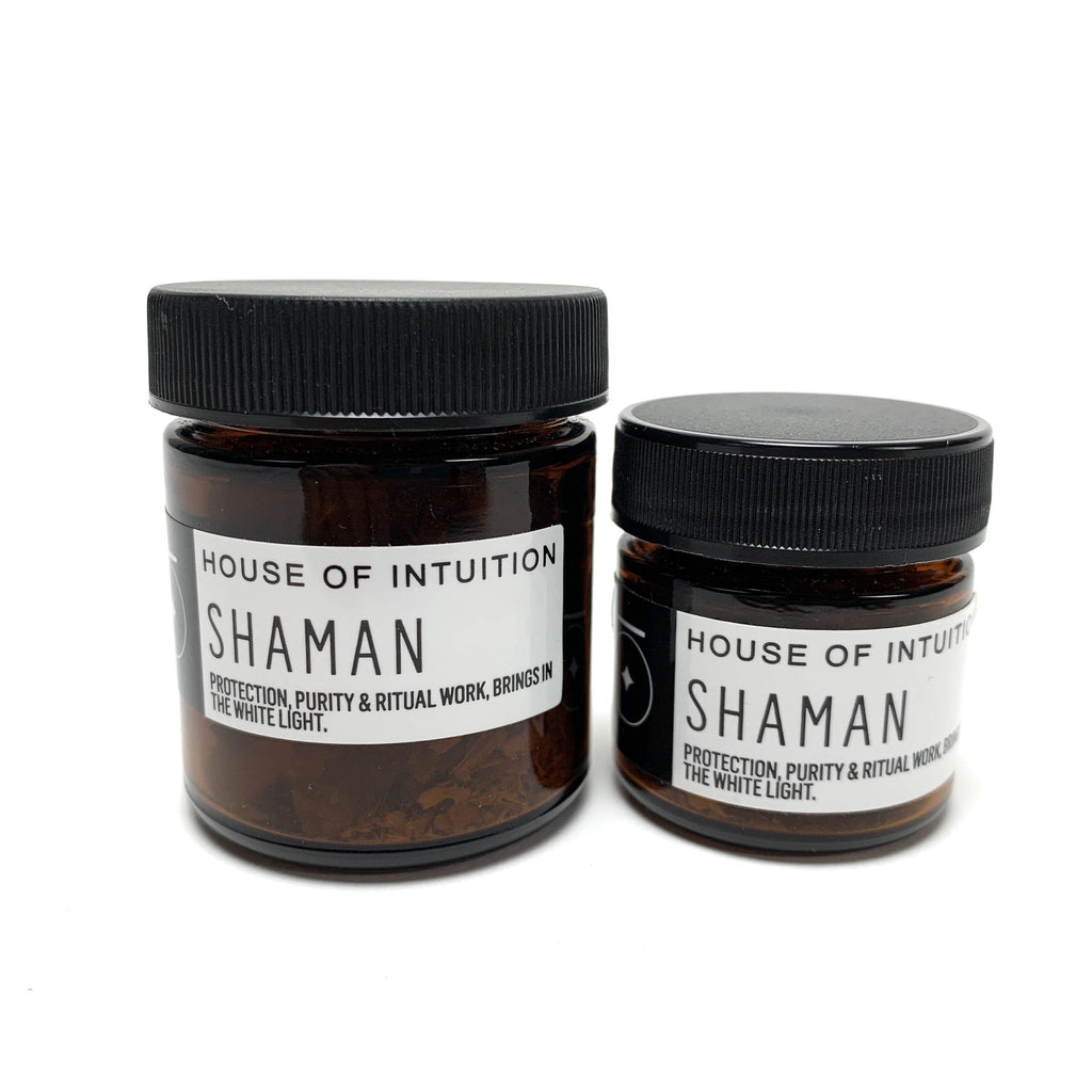 Shamans Blend Incense Blend - House of Intuition