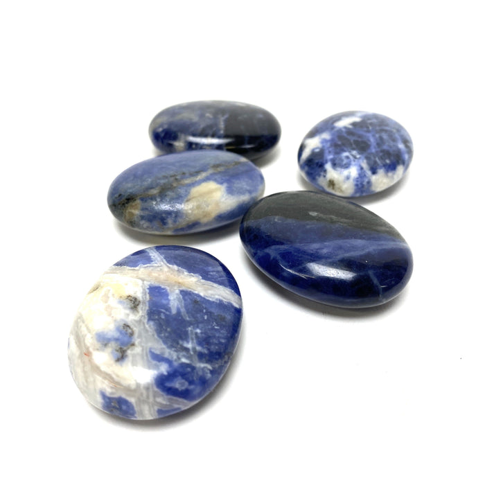 Sodalite Pillow Stones