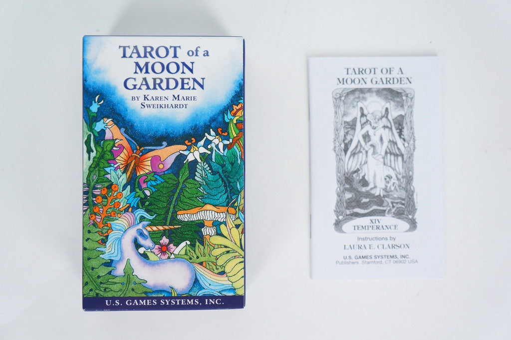 Tarot of the Moon Garden Cards - House of Intuition
