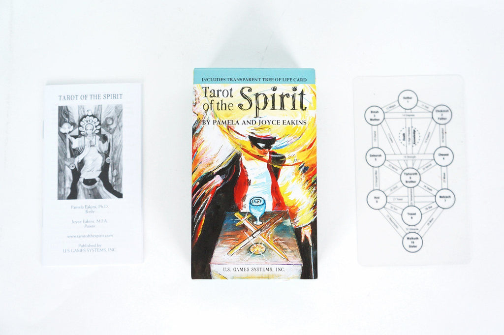 Tarot of the Spirit Cards - House of Intuition