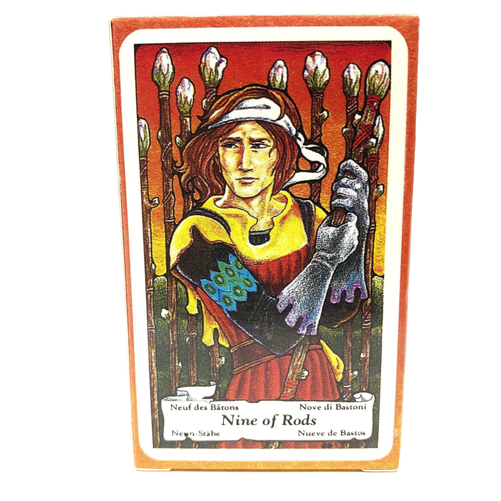 Tarot To Go Card Deck