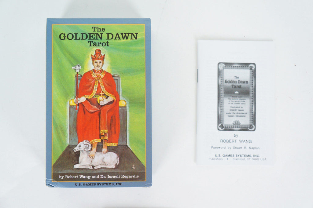 The Golden Dawn Tarot Cards - House of Intuition