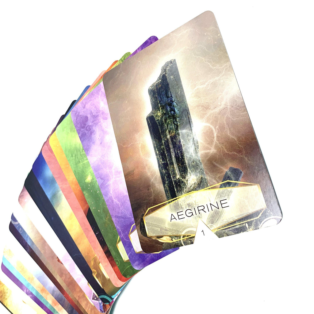 Crystal Spirits Oracle Deck and Guidebook