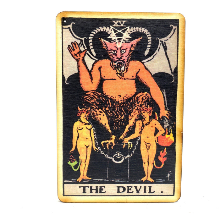 The Devil - Tarot Incense Burner