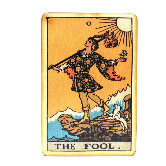 The Fool - Tarot Incense Burner
